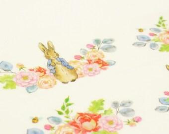 Peter Rabbit - Japanese Washi Masking Tape - 30mm wide - 5.5 Yard