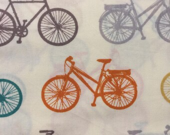 Bike It from Just for Fun by Jay-Cyn for Birch Organic Fabric