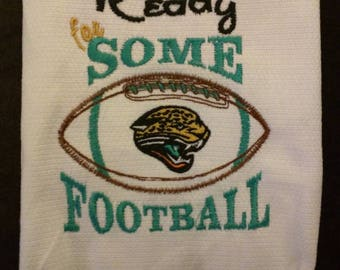 Panthers tea towel Are you ready for some football