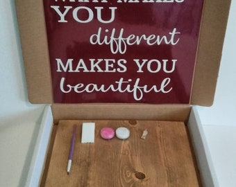 What Makes You Different Makes You Beautiful Kreative Kit