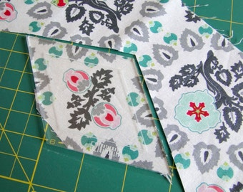 """Small Fussy Cutting Templates - You pick shape, 1"""" or less"""