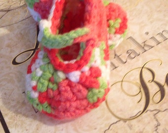 Soft cotton Mary Jane shoes free head band with pursache