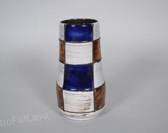 West German pottery vase by Scheurich 529-18