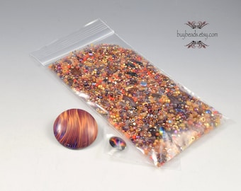 Inspiration Kit #84, Polymer Clay, Beads, Crystals