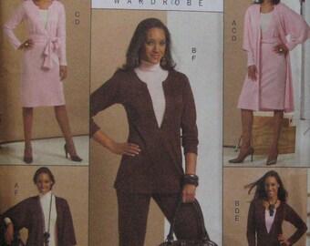 Butterick Wardrobe Pattern 5146 Plus Size