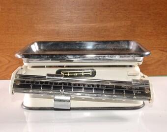 Stube Scale, 1950's measuring device