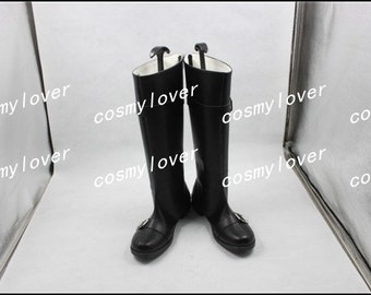 Gintama Sakata Gintoki Custom Made Cosplay Boots/Shoes