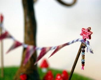 Miniature Bunting   Fairy Garden   Dolls house   Card Making   Model Making   Embellishment