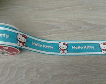 Ribbon cat roll 2 yards hello kitty