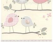 Bird Nursery Room Decor: ...