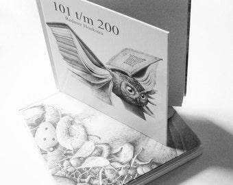 Dibujos de número 101 hasta el 200 por Redmer Hoekstra