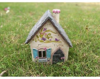 Fairy Garden House - Brookside Cottage