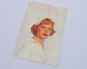 Vintage Wedding Planner Organizer