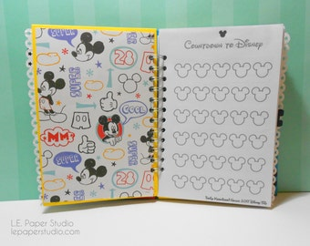 Disney Trip Planner Pages