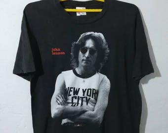 Rare vintage John Lennon t-shirt L size