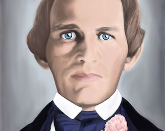 Artistic Rendition of Joseph Smith