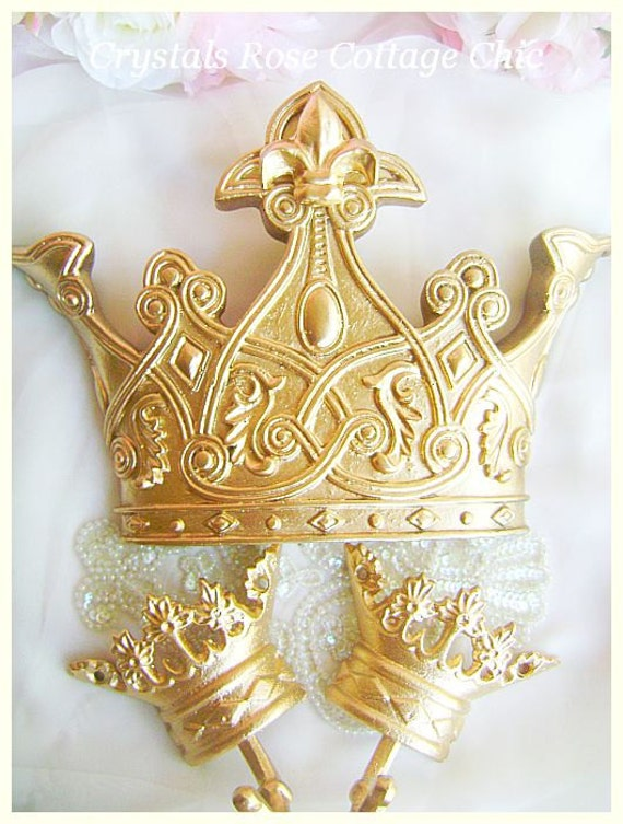 Old Fashioned Crown Wall Decor For Nursery Photo - Wall Art Design ...