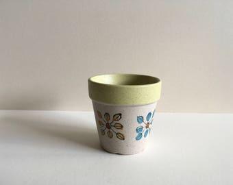 Vintage Flower Pot.