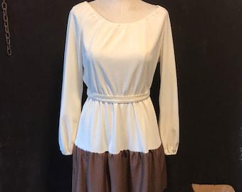 Vintage Hippie Boho Dress