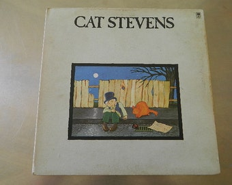 Cat Stevens - Teaser and The Firecat - LP album - Original Record