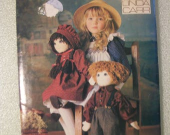 """Vogue 9699 22"""" doll and clothes"""