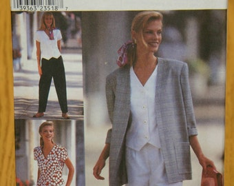 Simplicity Misses Pattern 8964 Sizes 12-14-16