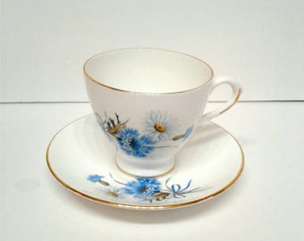 Royal Dover Ftd Cup and Saucer