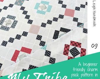 My Tribe PDF quilt pattern