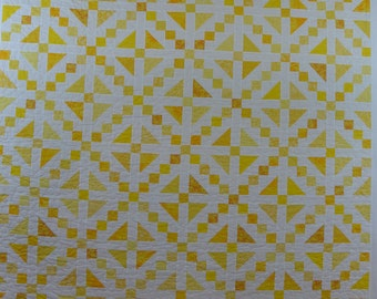 Lemon Chiffon Quilt