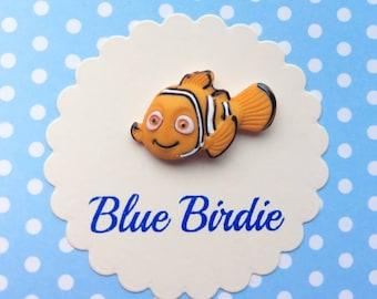 Disney finding Nemo brooch Disney jewelry finding Nemo jewelry Disney jewellery Nemo pin Disney gifts Disney Nemo jewelry Nemo gifts