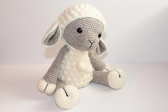 Free Amigurumi Lamb : Pattern sheep lamb amigurumi sheep amigurumi lamb