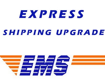 Express Shipping - EMS 3-4 days