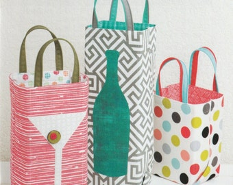 Bubbly Bags - Pattern - by Atkinson Designs