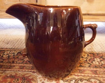 Large Salt Glazed Jug/Pitcher - Vintage