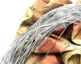 50 cm, Serpentine chain, silver Titanium, European quality