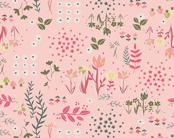 Printemps Fusion - Library Gardens Printemps - AGF Studio - Art Gallery Fabrics (FUS-P-1206)