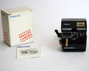 Vintage Polaroid Spirit 600 CL