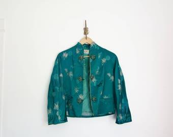 vintage Chinese brocade jacket