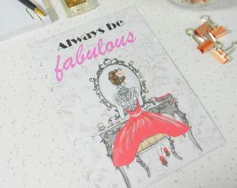 fashion-girl-cute-a5-personal-printed-laminated-planner-dashboard