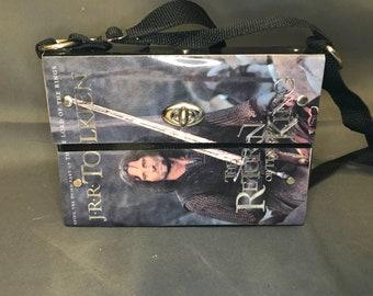 LOTR book purse
