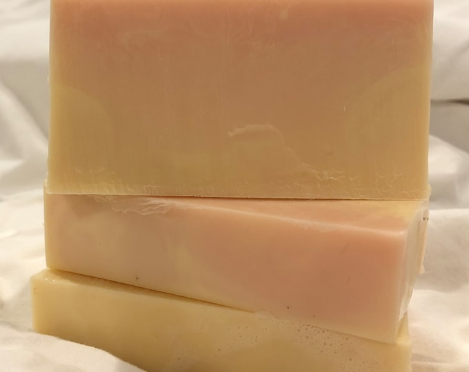 Sweet Tea Goats Milk Soap
