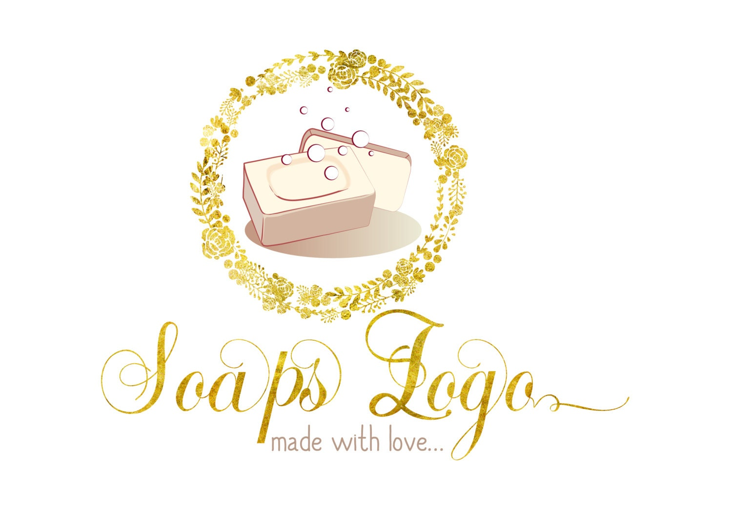digital custom logo design bath bathtub tub logo logo
