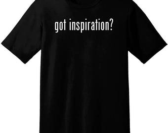 Got Inspiration Simple T-Shirt Design