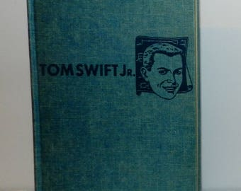 Tom Swift and His Jet Marine Hardcover – January 1, 1954