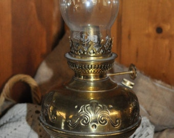 LANTERN  BRASS vintage in good condition