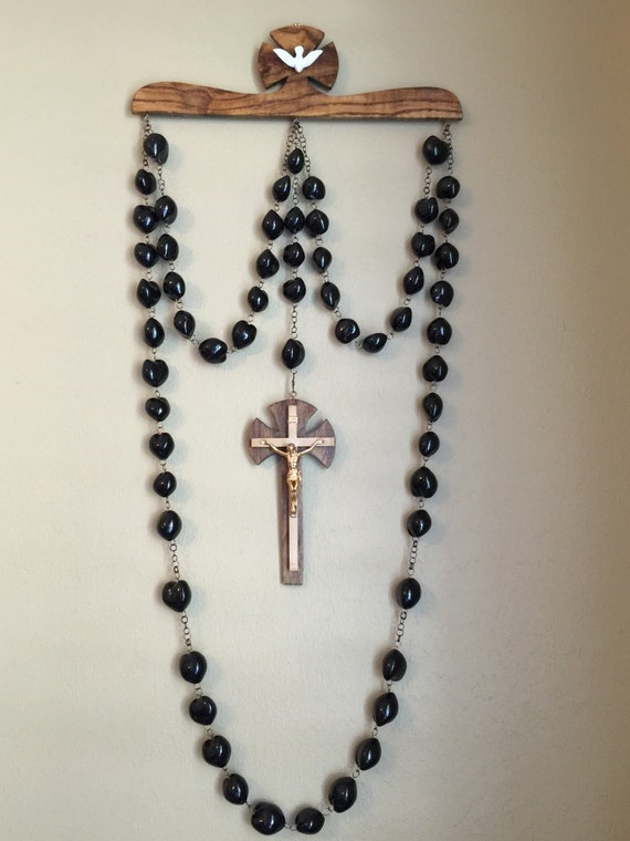 Wall Rosary Hanger Set