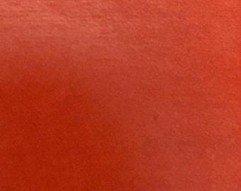 FLAME ORANGE 1860 ***8 oz jar*** Thompson Enamel