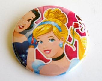 10 Upcycled Disney Princess-Taste - Prinzessin Party Favor - Prinzessin-Geburtstags-Party - Cinderella Gefälligkeiten - Cinderella Party Favors