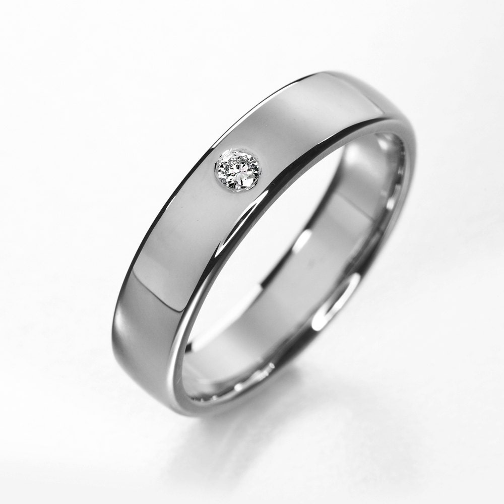 zoom - Simple Wedding Ring