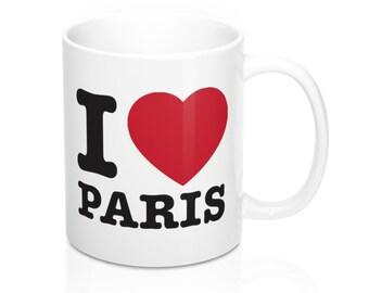 Mug I Love Paris